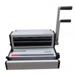 2:1 Pitch & 3:1 Pitch 2 in 1 Wire Binding Machine