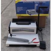 9028A Spiral Binding Machine